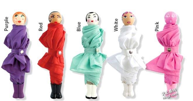 时髦的女孩们哪一把雨伞,你最想拥有呢~?