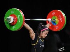 里约奥运女子举重许淑淨拿下2金 成