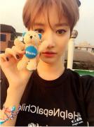 韩剧《她很漂亮》女主角高俊熙妆容