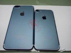 iPhone7海军蓝双机曝光 新颜色会不会惊艳全场?