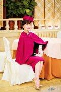 香港小姐选举前她们曾是空姐:赵雅芝、陈秀珠、谭小环、郭羡妮、陆诗