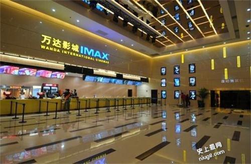 IMAX中国史上最大订单 6年内万达将建150家影院