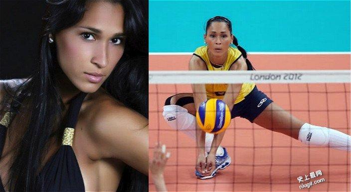奥运会冠军女神!超棒运动技艺与倾城美貌并存