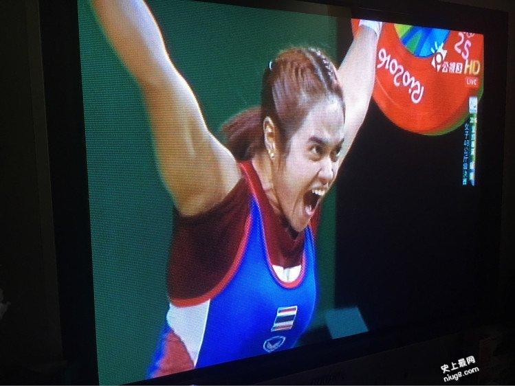 「小猪的双胞胎姊妹」罗志祥参加奥运?撞脸泰国举重女子