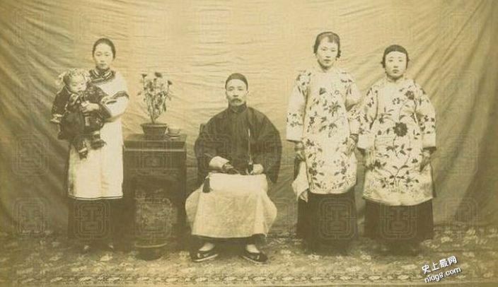 古代流行三妻四妾礼法?是一种婚姻习俗?