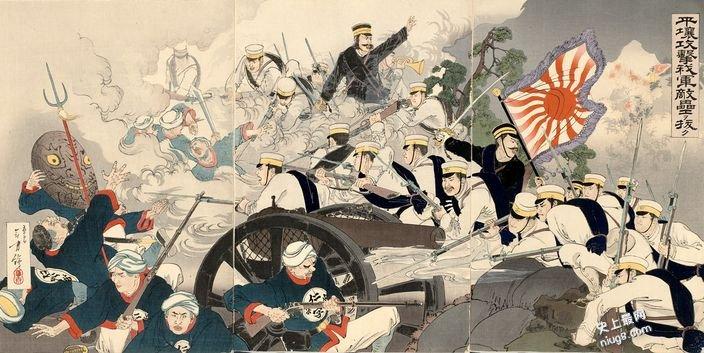 甲午战争地下计划-奇袭日本