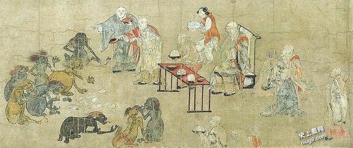 七月鬼节烧衣 为什么古代有这个习俗?