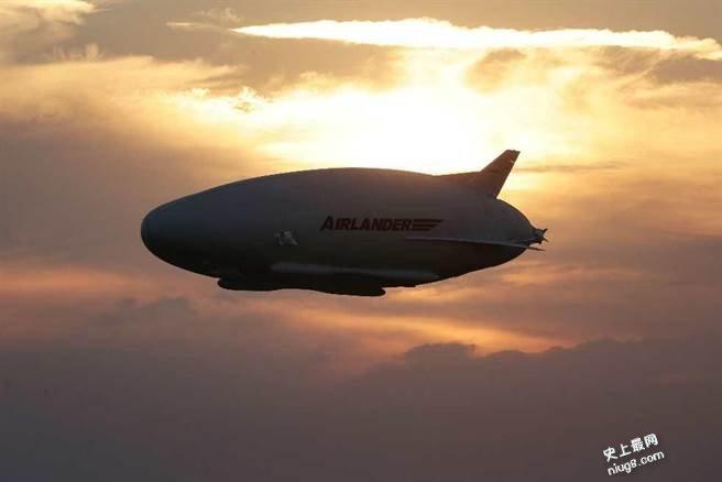 世界最大飞行器Airlander 融合混合飞机、直升机和飞船功能 未来商机巨大