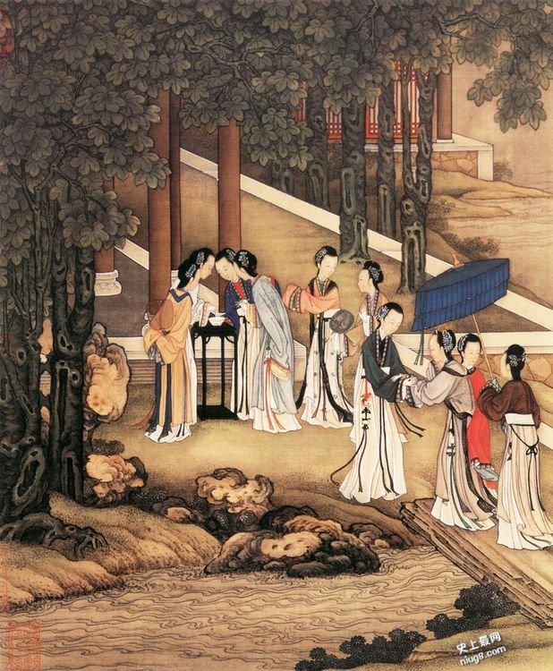 中国的情人节-七夕风俗大全 烧老婆用过M巾以防分离