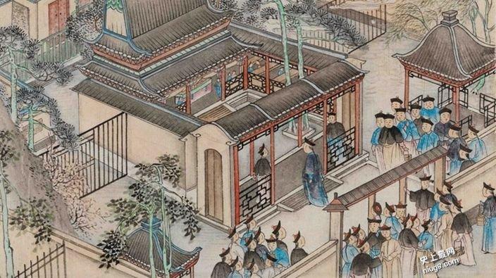 中国古代学生考试也是60分才及格?