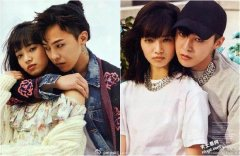 G-Dragon权志龙和女友小松菜奈同框亲密照曝光