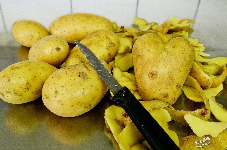 马铃薯、萝卜、地瓜、蒜头、洋葱 发芽能吃吗?