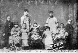 """""""中国最牛父亲""""梁启超:9个子女都是国家栋梁"""