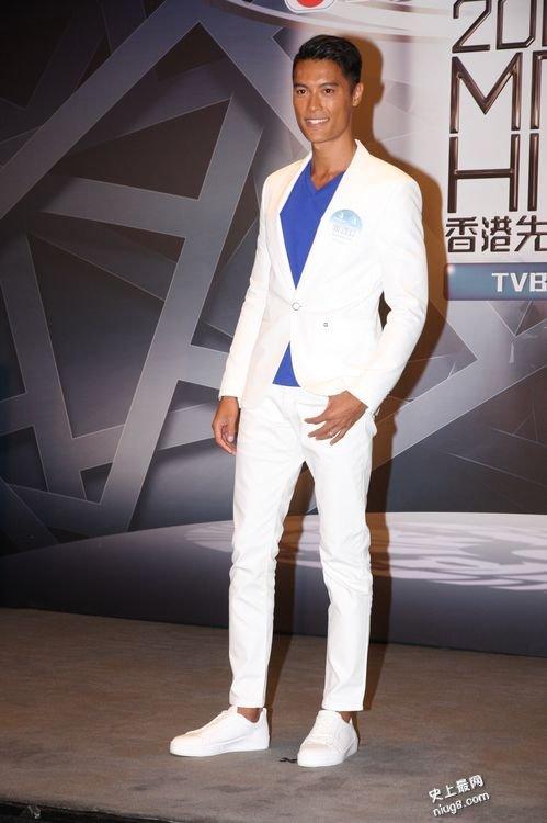 《香港先生选举》十位候选港男大晒冷