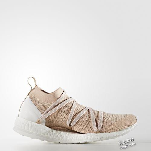 舒泣婚纱下的Adidas粉色球鞋,最新设计款美与个性