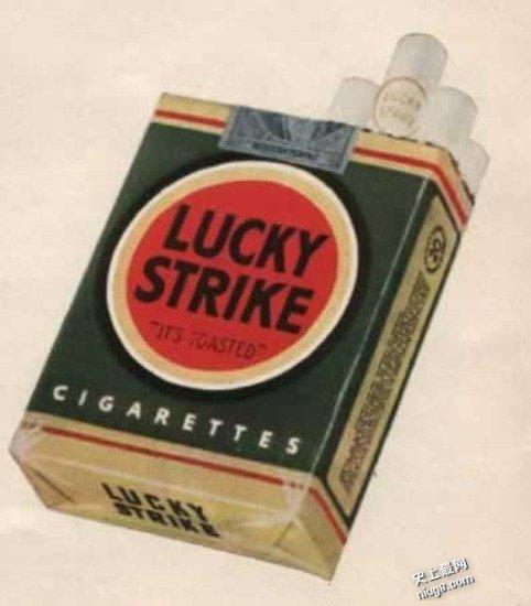 世界上最贵的香烟 最老的香烟品牌LUCKYSTRIKE