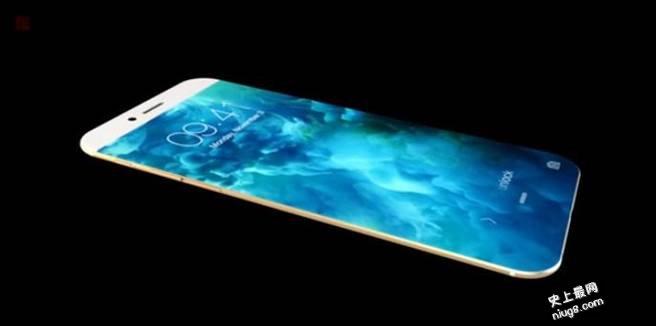 iPhone 8黑科技:全屏幕指纹辨识感测器技术专利曝光