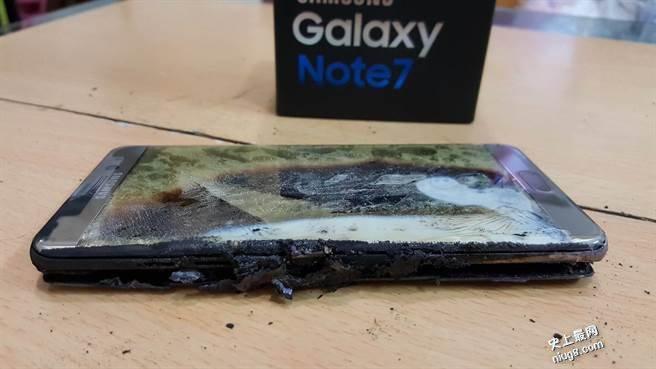 揭秘三星Galaxy Note 7手机爆炸的真相