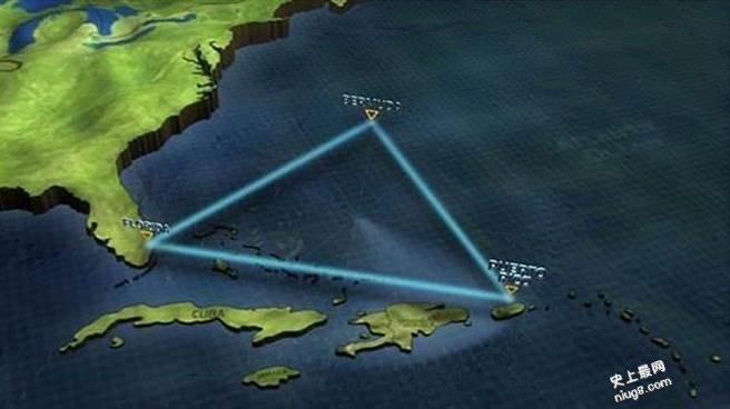 美国气象学家有解百慕达三角之谜!六边形怪云或是神秘失踪元凶?