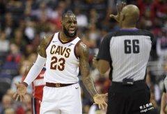 NBA》拒绝再输!詹姆斯57分助骑士止败