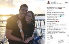 NBA》林书豪好友求婚成功 老婆是前球后