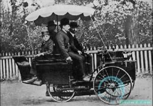 """世界上最古老的汽车名为""""侯爵夫人"""""""