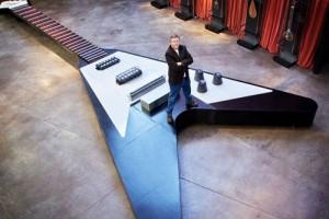 世界上最大的吉他