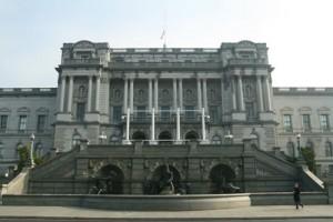 世界上最大的图书馆-美国国会图书馆
