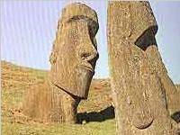 智利的复活节岛简介(图)
