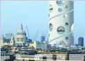 英国伦敦欲建世界最高的通天塔(图)
