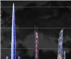 沙特打算建造1600米世界上最高的王国大厦(图)