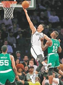 NBA》最被低估补强 林书豪上榜