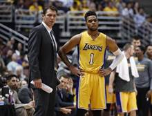 NBA》罗素又闯祸 讽刺唐斯不如莫兹柯夫