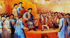 清朝创造同时向最多国家宣战的世界纪录 几乎和
