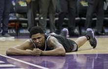 NBA》带伤出走 国王盖伊逃离「篮球地